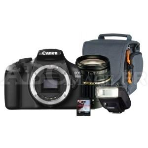 Canon Eos 1100D + Tamron 18-200mm + SDHC 8Go + Sacoche + Flash Canon Speedlite 270 EX