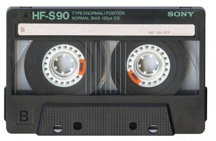 K7 audio