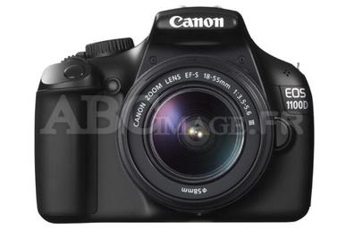 Reflex Canon EOS 1100D 18-55 mm DC