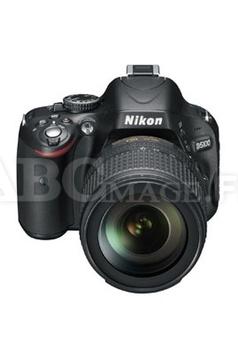 Reflex Nikon D5100 + 18-105 VR